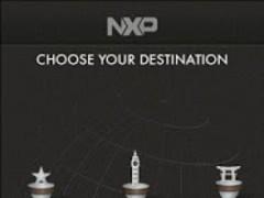 NXP Mobile Ticket DEMO 1.3 Screenshot