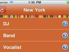 NY•NJ Event Planner 1.5.1 Screenshot