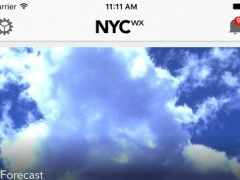 NYCwx New York City Weather Forecast Radar Traffic 4.20.150022862 Screenshot