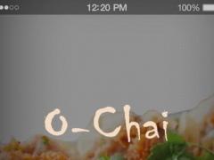 O-Chai Thai Restaurant 2.4.25 Screenshot