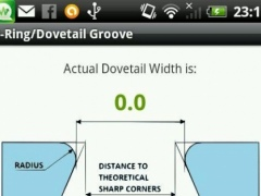 O-Ring, Dovetail Groove 2.0 Screenshot