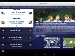O2 Matchday 1.5.2 Screenshot
