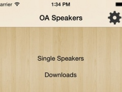 OA Speakers 1.2 Screenshot