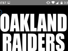 Oakland Raiders Theme Ringtone 1.0 Screenshot