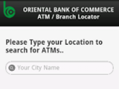 Obc Bank Atm Nch Locator 2 0 Screens