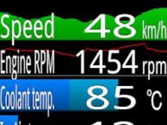OBD Mileage 1.53 Screenshot