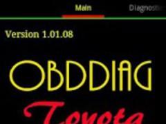 OBDDiag Toyota Pro 1.05.26 Screenshot
