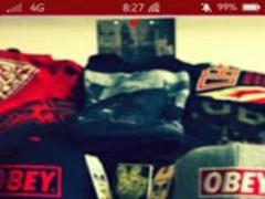 Obey Go Launcher EX Theme 1.0 Screenshot