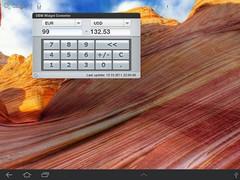 OBM Converter Widget 1.0 Screenshot