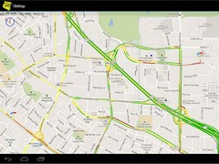 ObMap: map, route and tracks 2.2 Screenshot