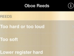 Oboereeds 5.0 Screenshot
