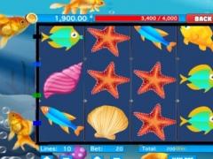 Ocean Hungry Fish Casino Slot Adventure Games 2k16 1.0.1 Screenshot