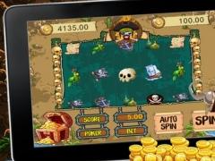 Ocean Raiders Slots - Play Poker & Simulation Las Vegas Casino Spin & Win 1.0 Screenshot