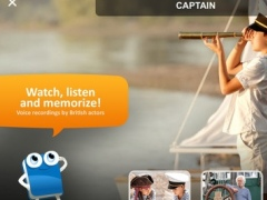 OCEAN Vocaboo - Self-study English in pictures for kids and beginners 1.0 Screenshot