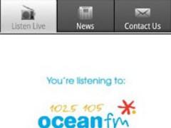 OceanFM 1.1 Screenshot