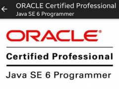 OCP Java SE (1z0-851) 1.4 Screenshot