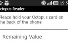 Octopus Reader 1.1 Screenshot