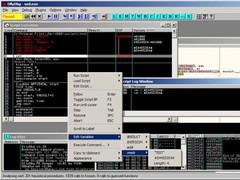 ODBGScript  Screenshot