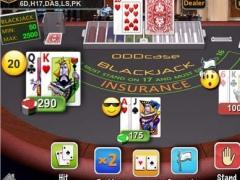 ODDcase Blackjack Lite 1.4 Screenshot