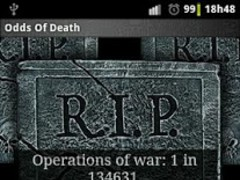 Odds Of Death 1.0 Screenshot