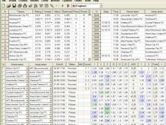 Odds Wizard 2.55 Screenshot