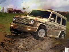 Off Road 4x4 Mountain Driving - Monster Trucks & Heavy SUV Jeeps Drive 1.0 Screenshot