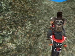 Off-Road Bike Jungle Adventure Free 1.0 Screenshot