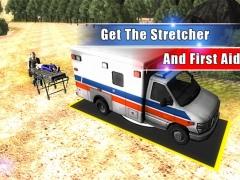 Off Road Hill Climb Rescue 911 1.0 Screenshot