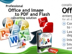 Office document to PDF and Flash Converting SDK 1.0 Screenshot