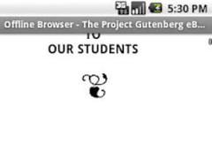 Offline Browser for HTML 1.0 Screenshot