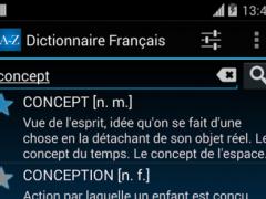 Offline French Dictionary FREE 1.5.0 Screenshot