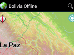 Offline Map Bolivia 6.1 Screenshot