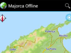 Offline Map Majorca, Spain 7.1 Screenshot