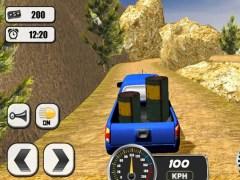 Offroad Hilux Hill Climb -Driving Truck 2017 1.0.3 Screenshot