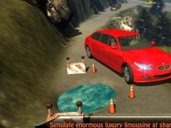 Offroad Hill Climb Limo Drive 1.0 Screenshot