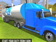 OffRoad Milk Transporter Truck 1.0.0 Screenshot