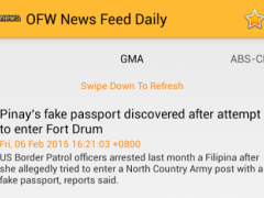 OFW News Feed Daily 1.1.0.4 Screenshot