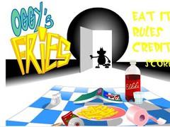Oggy's Fries 1.1 Screenshot