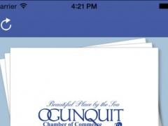 Ogunquit Maine Chamber of Commerce 1.0 Screenshot