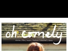 Oh Comely Magazine 3.6.4 Screenshot