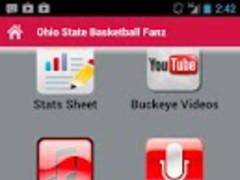 Ohio State Basketball Fanz 1.5 Screenshot