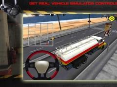Oil Tanker Transporter Truck 1.0 Screenshot