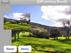 OilPainting Booth - the best oil painting artwork convert app 2.5 Screenshot