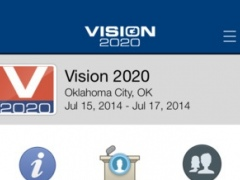 OK Vision 2020 Edu Conference 1.2 Screenshot