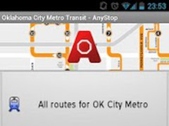 Oklahoma City Metro: AnyStop 3.4.4 Screenshot
