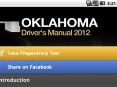 Oklahoma Driver's Manual Free 2.1 Screenshot