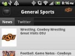 OKState Athletics 1.30 Screenshot