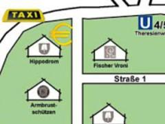 Oktoberfest Map (GPS) 1.3 Screenshot