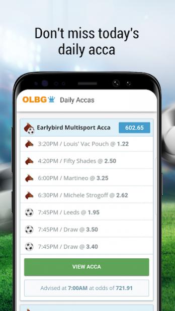 Olbg betting predictions football oberbettingen motorrad polo