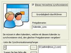 OLCalendarSync 1.31 Screenshot